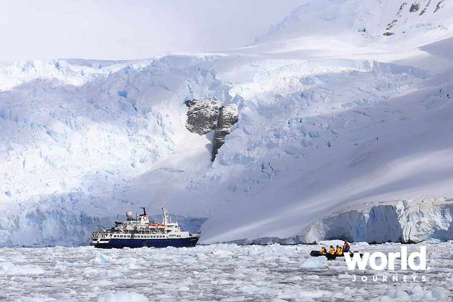 Antarctic Express Fly the Drake