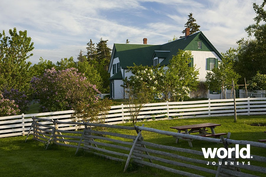 Green Gables. credit: Tourism Prince Edward Island