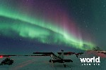 Aurora Viewing at Bettles Lodge