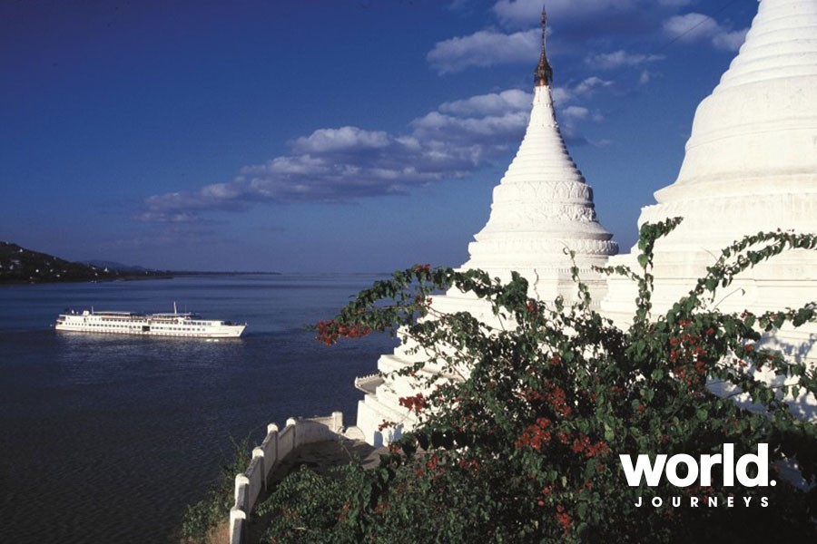 Ayeyarwady Adventure Luxury Cruise