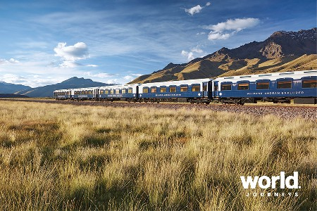Belmond: Andean Plains and Islands of Discovery