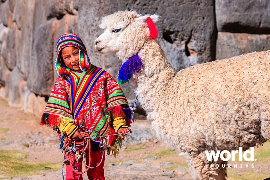 Birthplace of The Incas