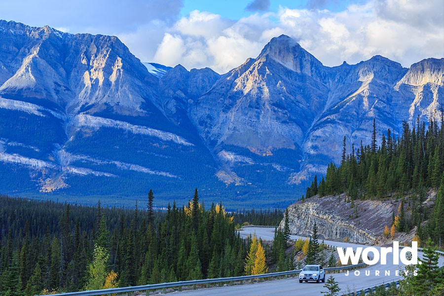 Canada's Great Western Parks Self Drive