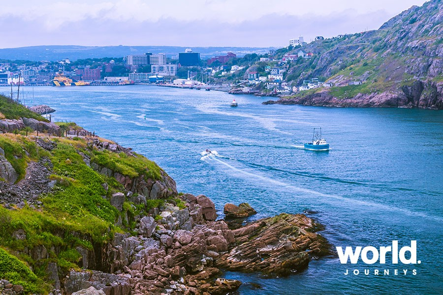 Circle Newfoundland & Labrador Tour
