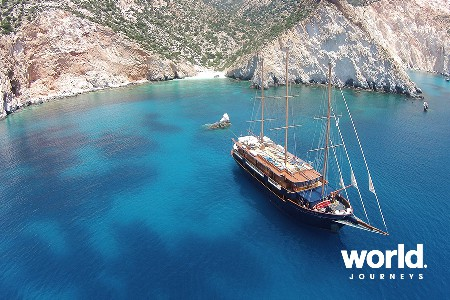 Cruise the Cyclades