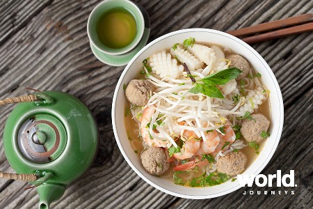 Culinary Delights of Vietnam