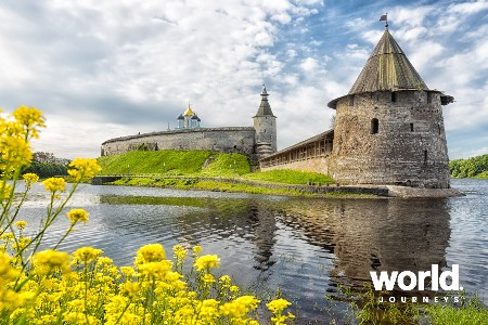 Cultural and Medieval Russia