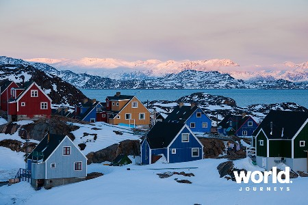 Essential Greenland: Southern Coasts & Disko Bay