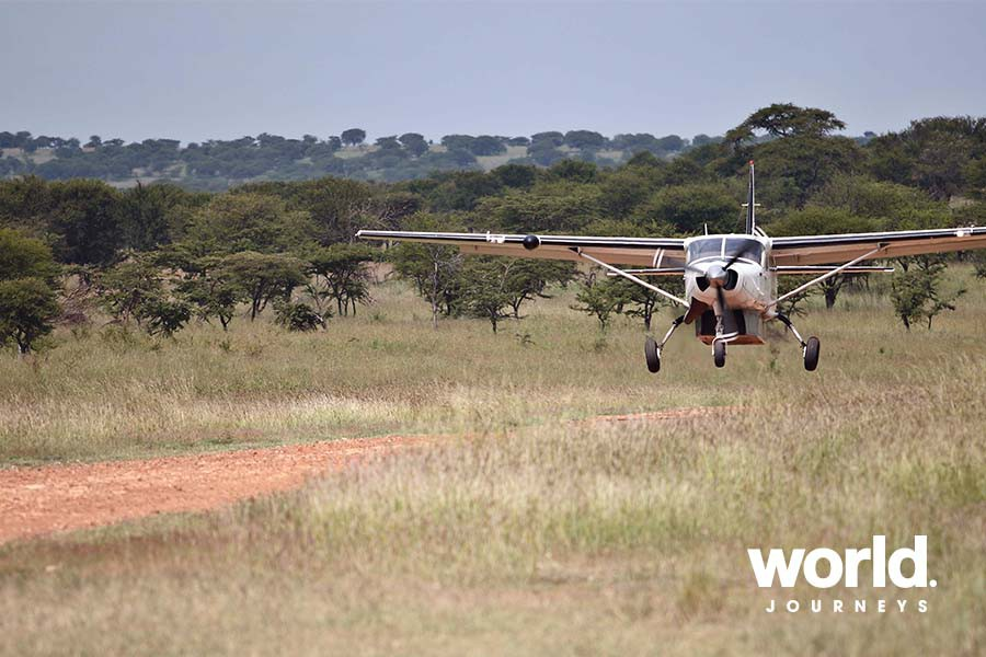 Fly Around East Africa