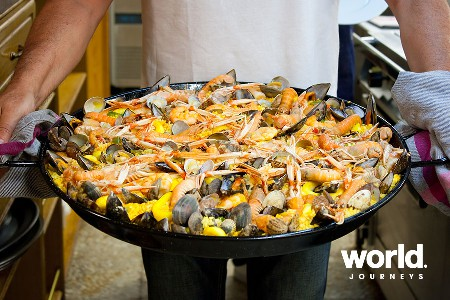 Gastronomic Traditions of Spain