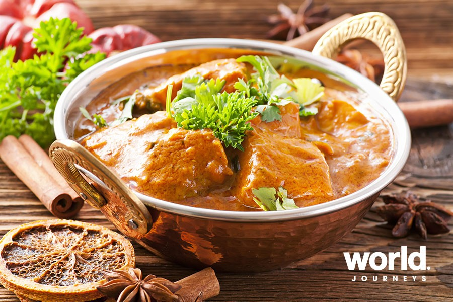 Gourmet South India