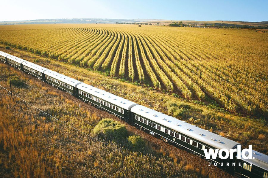 Great Rail Journeys of Africa
