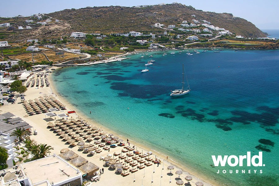 Greece Island Hopping Tours From Canada
