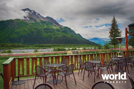Highlights of Kenai Fjords and Denali Backcountry Lodge Delights