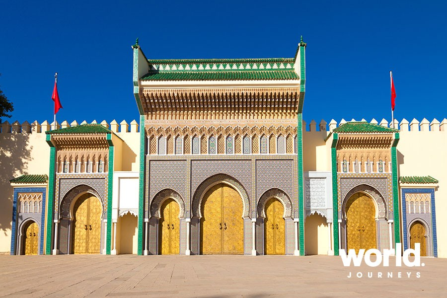 In Moroccan Style