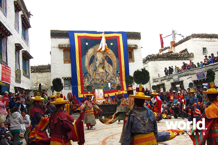 Lo Manthang 4WD Jeep Tour during Tiji Festival 2017