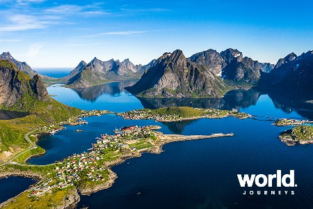 Lofoten Islands Self-Drive