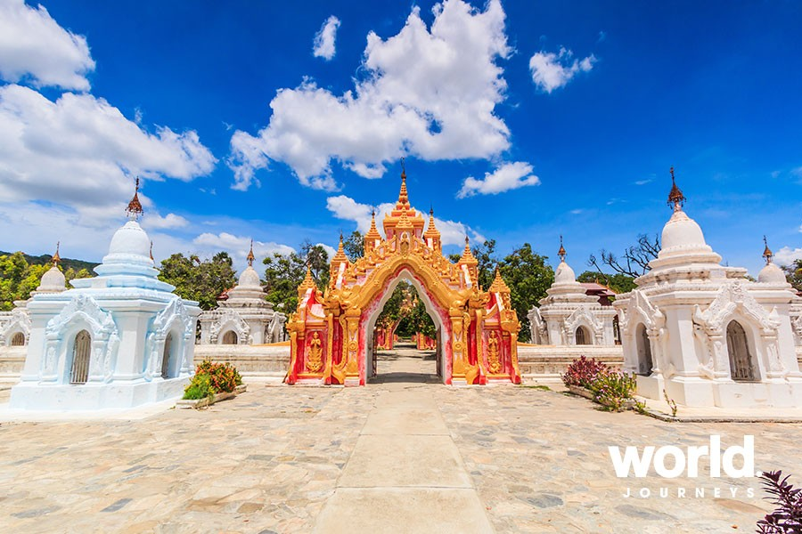 Myanmar's Ancient Highlights