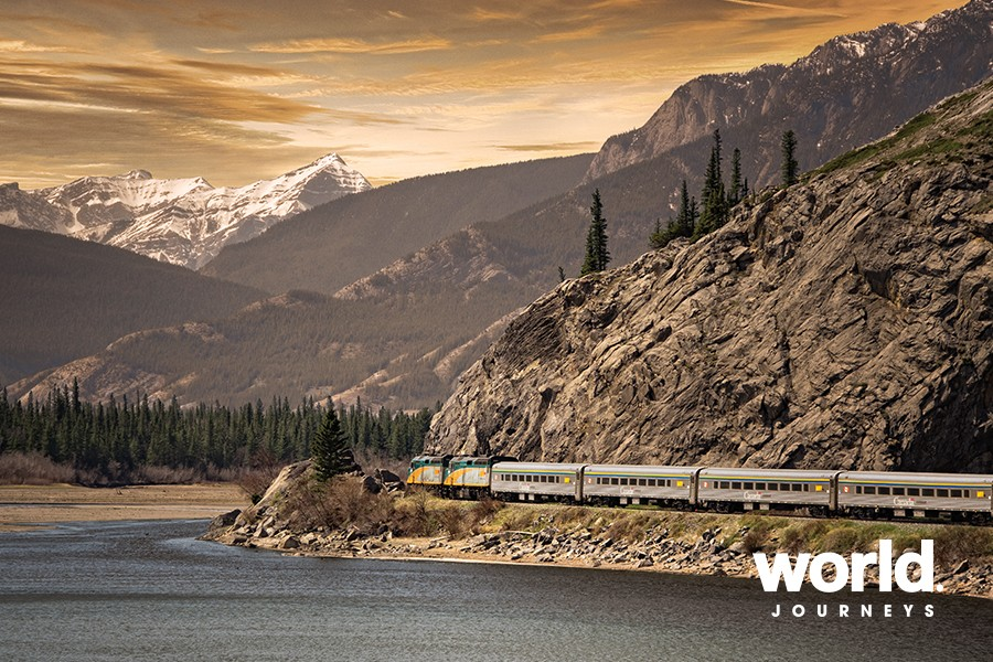 Northern BC Explorer by Rail