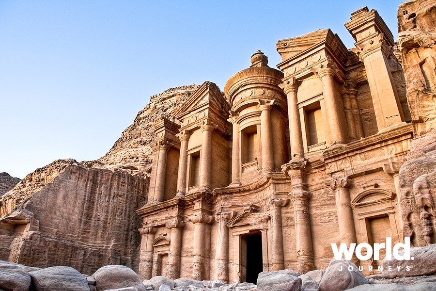Petra to the Pyramids