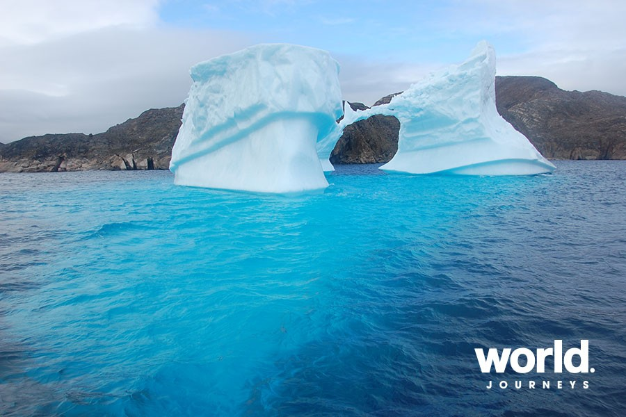 Polar Bears And Glaciers Of Baffin Island World Journeys New Zealand Call 0800 11 73 11