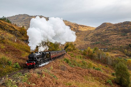 Scotland by Rail