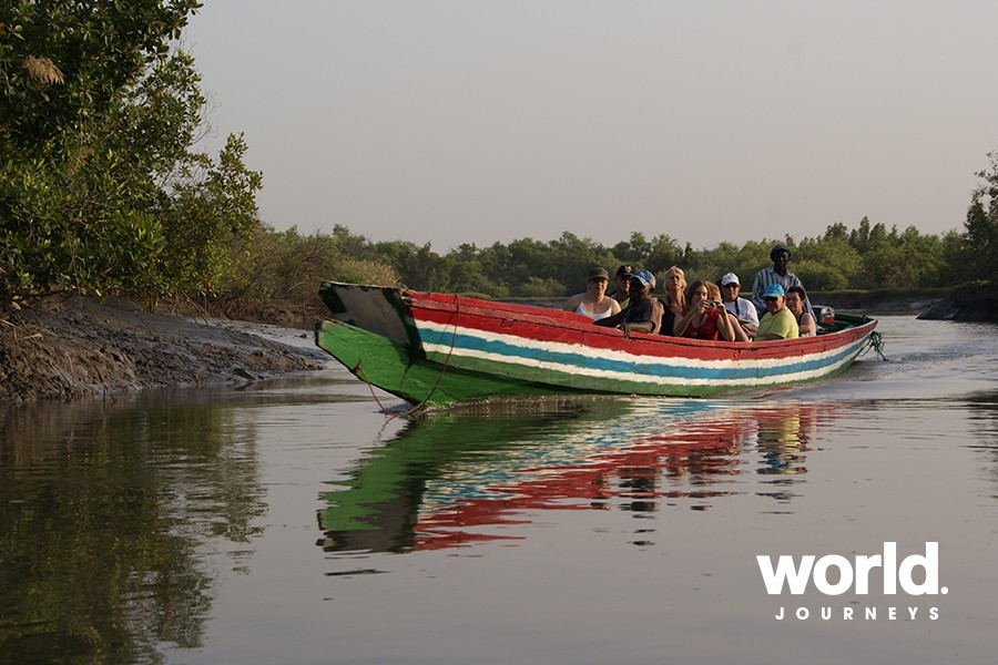 Senegal & Gambia - The Rivers of West Africa