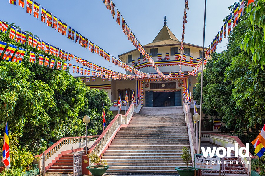 The Birthplace of Buddhism
