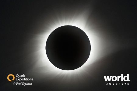 Totality in Antarctica