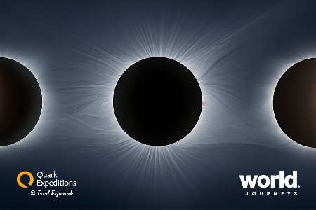Totality in Antarctica: Solar Eclipse with South Georgia