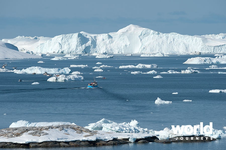 West Greenland: Disko Bay