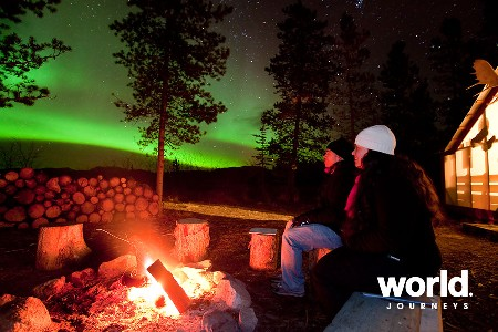 Yukon Aurora Borealis (Northern Lights) Tour