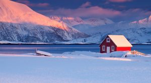 European Arctic, Norway