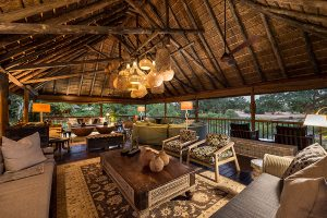 Bush Lodge, Sabi Sabi Private Game Reserve