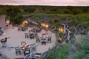 Earth Lodge, Sabi Sabi Private Game Reserve