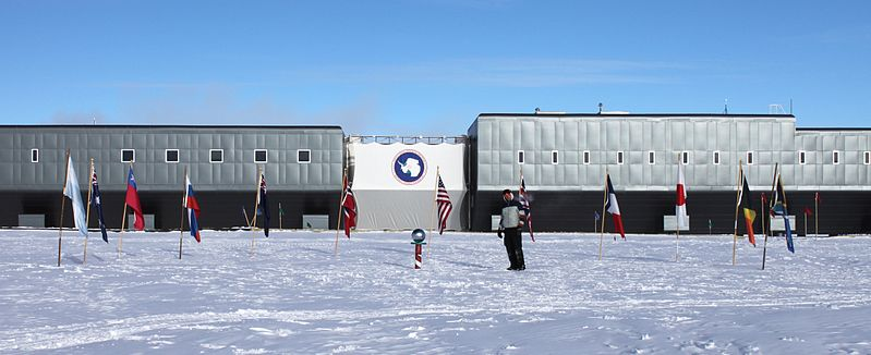 Antarctica, Ceremonial South Pole