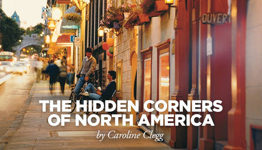 The Hidden Corners of North America