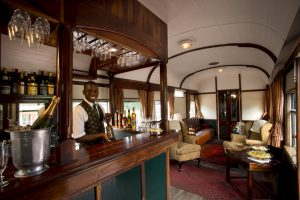 Rovos Rail, Bar Car