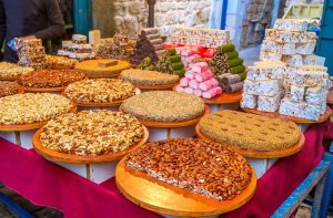 Turkish Bazaar, Acre, Israel
