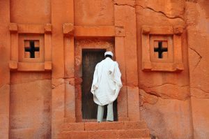 Abba Libanos Church, Lalibela